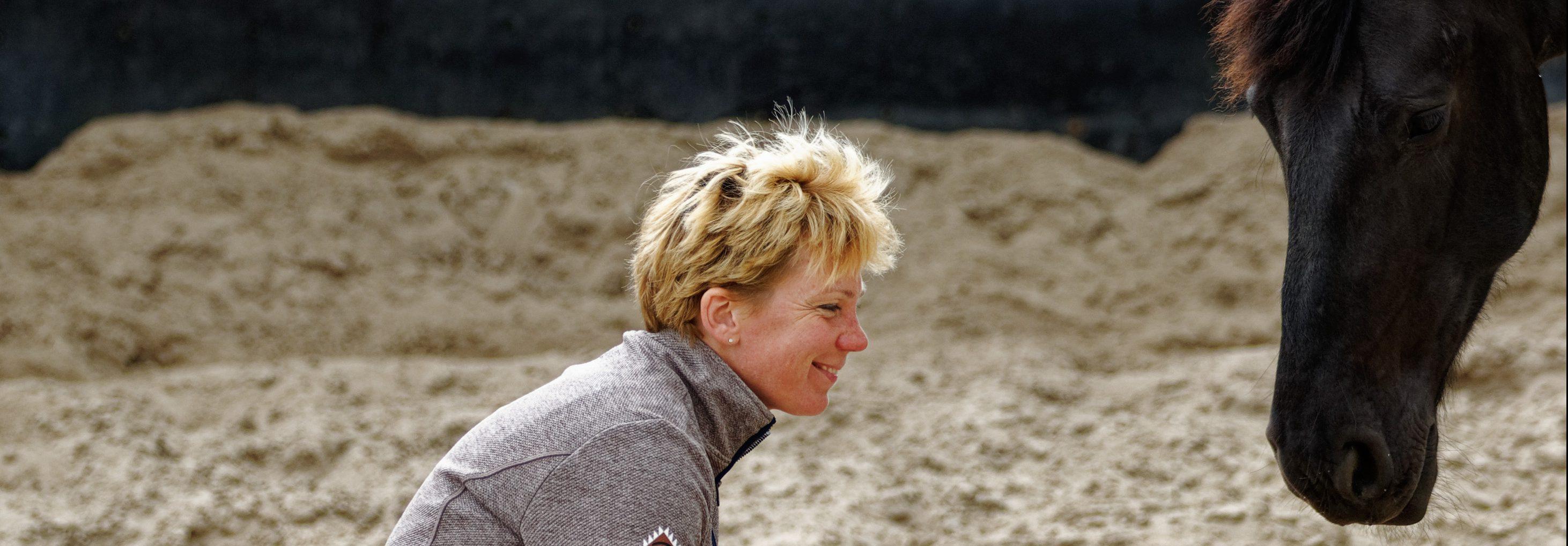 Persoonlijke ontwikkeling met behulp van paarden